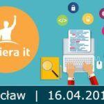 fot. mat. pras. | Targi Kariera IT we Wrocławiu